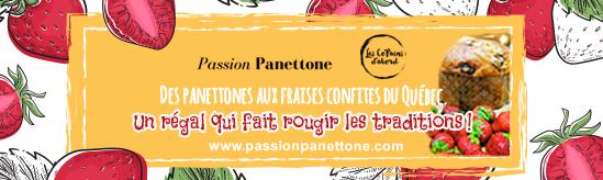 Passion panettone